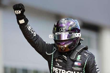 85 – Após um azar na abertura da temporada, Hamilton dominou o GP da Estíria e iniciou a sequência de vitória em 2020