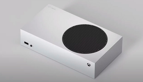Xbox Series S (Imagem: Microsoft)