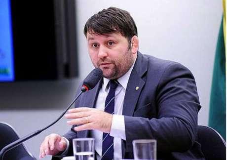 João Derly, então deputado federal.