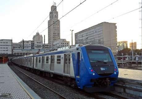 Circulação de trens tem sido afetada na manhã desta segunda-feira, 19, por operação da Polícia Militar nas favelas do Jacarezinho, Mandela e Manguinhos