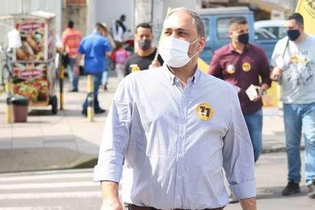 O vice-prefeito de Porto Alegre, Gustavo Paim (PP), entrou na disputa contra o ex-aliado Nelson Marchezan Júnior.