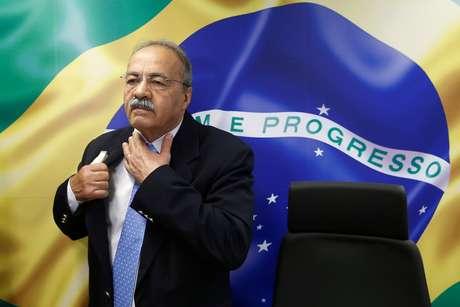 Senador Chico Rodrigues em Brasília 09/08/2019 REUTERS/Adriano Machado