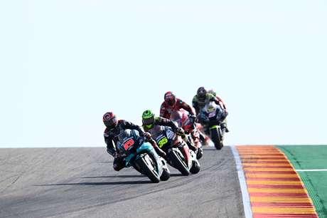 Fabio Quartararo perdeu a liderança da MotoGP