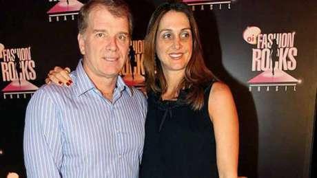 Bernardinho e Fernanda estavam juntos há 25 anos. Eles ainda dividem um apartamento durante pandemia (Divulgação)