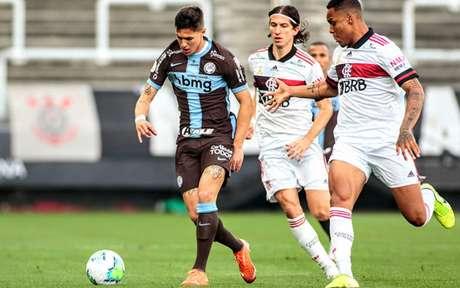 Corinthians mostrou falhas na marcação em goleada sofrida (Foto: Rodrigo Coca/Corinthians)