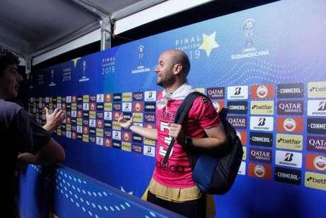 Miguel Ángel Ramírez conquistou a Sul-Americana de 2019 (Foto: Divulgação/Conmebol)