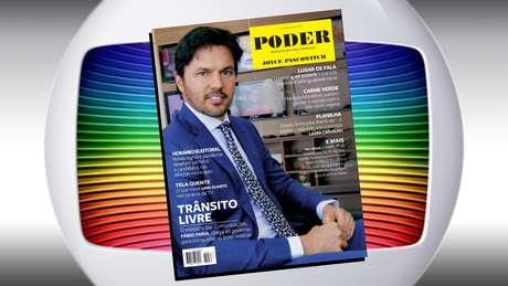 Fábio Faria disse à revista 'Poder' que uma de suas missões é evitar fofocas sobre Bolsonaro e o governo na mídia