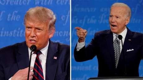 Trump e Biden voltam a debater nesta quinta-feira