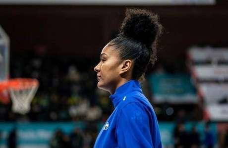 Brasileira Damiris Dantas, do Minnesota Lynx, é uma das estrelas da WNBA