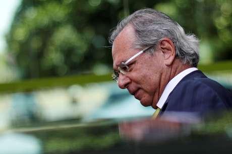 Ministro da Economia, Paulo Guedes 05/10/2020 REUTERS/Ueslei Marcelino