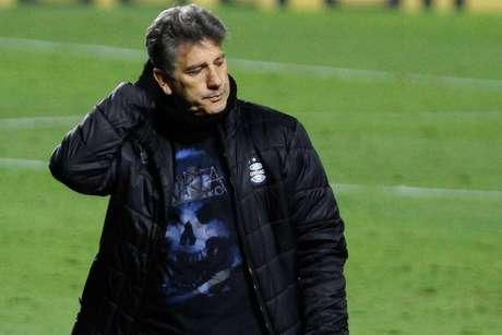 Renato Gaúcho não é mais o técnico do Grêmio