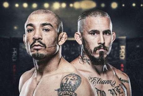 Aldo e Vera estão próximos de serem oficializados como uma das lutas do UFC 255 (Foto: @mmapuncher_tm)