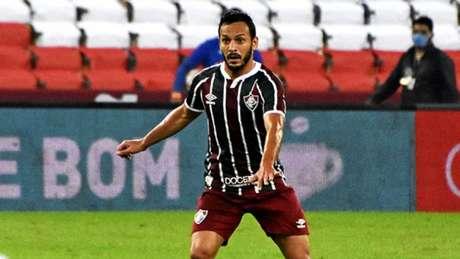 Yago Felipe em ação pelo Fluminense (MAILSON SANTANA/FLUMINENSE FC)
