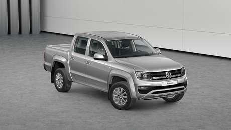 Volkswagen Amarok: mesmo com vendas em baixa, o maior aumento de preços em setembro.