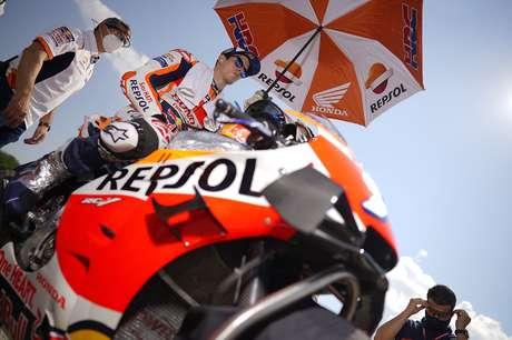 Honda e Repsol estão juntas desde 1995
