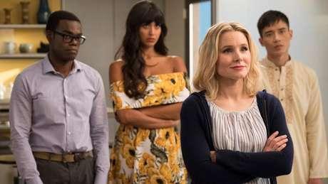 Série The Good Place é um sucesso na Netflix
