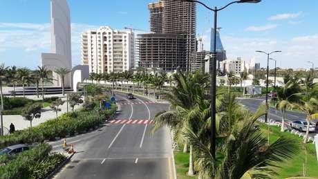 A Fórmula 1 negocia para visitar Jeddah, na Arábia Saudita