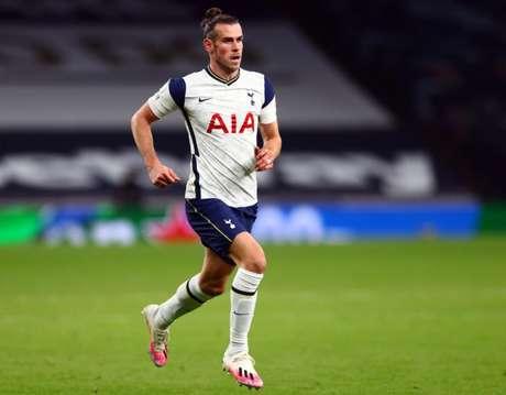 Bale fez sua estreia na Liga dos Campeões no último domingo (Foto: CLIVE ROSE / POOL / AFP)