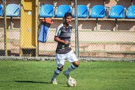 Índio garante uma equipe mais forte no segundo turno - Gabriel Farias/ Gonçalense