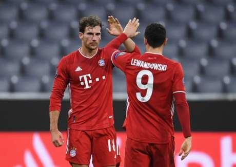 Bayern goleia Altético de Madrid em sua estreia da Liga dos Campeões - AFP