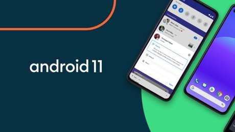 Android 11 (Imagem: Reprodução/Google)