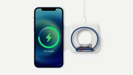 A linha de produtos MagSafe retorna ao mercado com o lançamento dos 4 novos Iphones