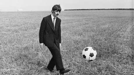 Nunca ficou claro se Ringo Starr queria jogar uma pelada com Pelé no 'não-encontro' de 1966