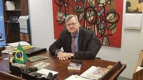 Embaixador brasileiro em Washington, Nestor Forster, afirma que Congresso americano não retaliar o Brasil porque acordo foi firmado com apoio do empresariado americano