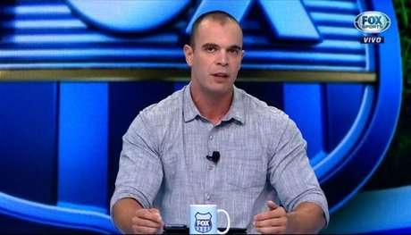 Antes no Fox Sports, Mano é o mais novo comentarista esportivo do SBT (Foto: Reprodução)