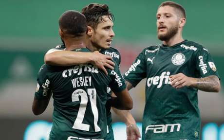 Com a vitória sobre o Tigre, Palmeiras fechou a fase de grupos com a melhor campanha da Libertadores (Foto: AFP)