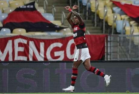 Bruno Henrique é o artilheiro do Fla até aqui (Foto: AFP)