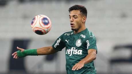 Experimentado na Seleção na lateral, Menino deve mudar de posição definitivamente (Foto: Cesar Greco/Palmeiras)