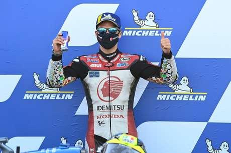 Takaaki Nakagami vai seguir com a Honda na MotoGP