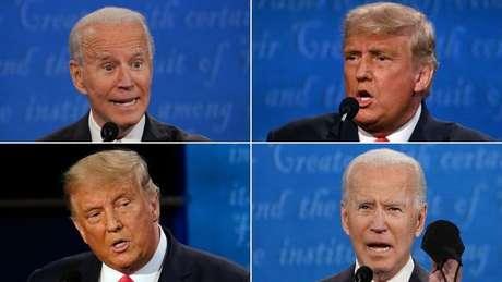 Último debate presidencial ocorreu a 12 dias do pleito