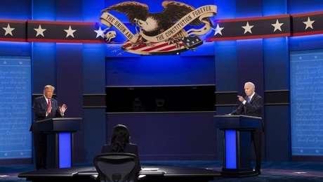 Havia bastante expectativa sobre esse debate por causa do primeiro confronto caótico entre os candidatos