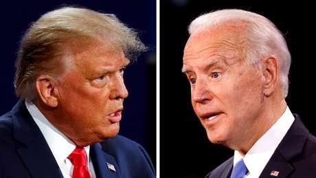 Esta foi a última grande oportunidade para Trump atrair eleitores indecisos