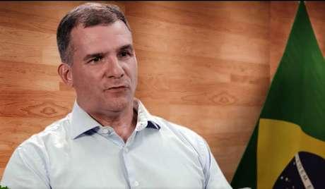 Rogério Parada é o candidato do PRTB à Prefeitura de Campinas