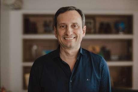 O candidato Artur Orsi