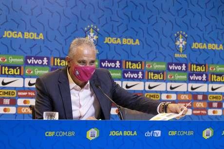 Tite convocou grupo para os duelos contra Venezuela e Uruguai, que acontecerão em novembro
