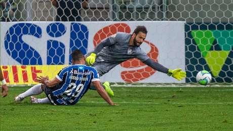 Diego Souza foi um dos jogadores que passaram pelo Flu e fizeram gol (Foto: Raul Pereira/Fotoarena/Lancepress!)