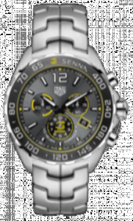 TAG Heuer Formula 1 Quartz Chronograph (Divulgação)
