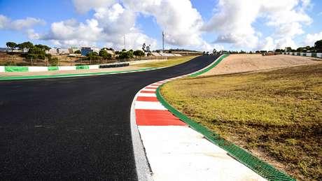 Portimão tem céu azul para os treinos livres do GP de Portugal