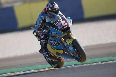 Moto2 2020 França Le Mans Sábado Marc VDS Sam Lowes