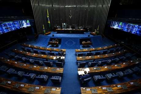 Senado quer acelerar pauta econômica para fugir da paralisia das eleições municipais.