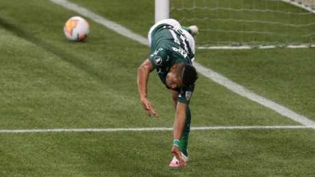 Rony terá nova chance para marcar um gol pela primeira vez no Brasileirão com a camisa do Palmeiras (Foto: Cesar Greco/Palmeiras)