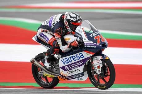 Albert Arenas foi o mais rápido no TL3 do GP de Teruel