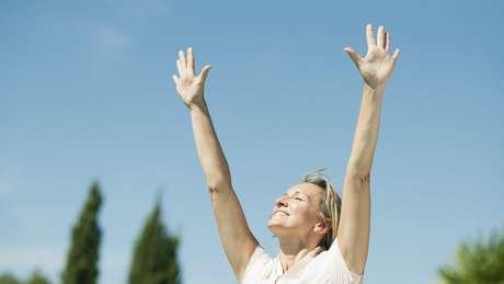 Uma boa respiração pode ajudar você a se sentir melhor