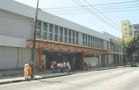Vítima foi encaminhada para oHospital Municipal Miguel Couto