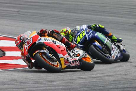 MotoGP 2015 Malásia Sepang Domingo Marc Márquez Valentino Rossi