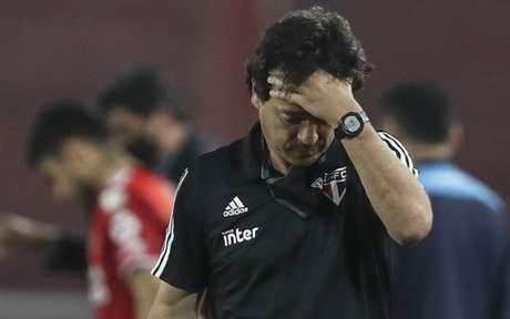 Clube já foi eliminado de Campeonato Paulista e Libertadores na temporada 2020 (Foto: AFP)